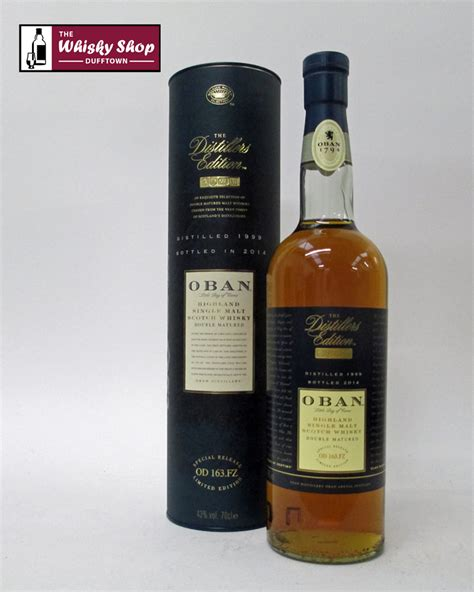 Oban Distillers Edition 1999 | The Whisky Shop Dufftown
