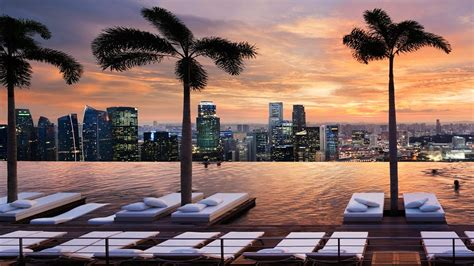 Luxury Life Design: Most Beautiful Rooftop Pools in the world