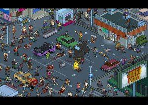 The Zombie Apocalypse Will Be Pixelated - Daily Dead