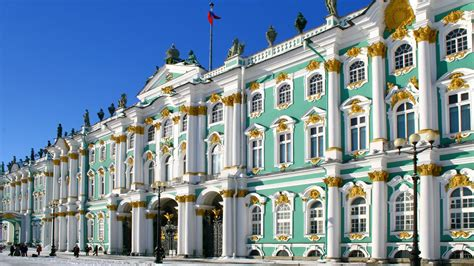 Feng Shui For The Tsars Of Russia The Winter Palace, St