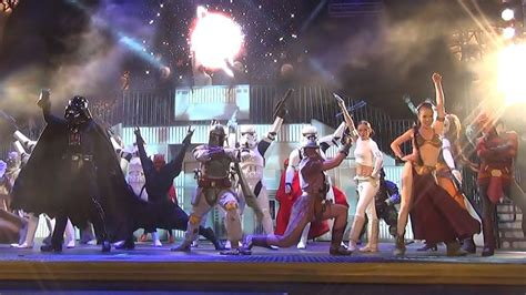 Hyperspace Hoopla 2013 Full Show, Front Row, Dance Off