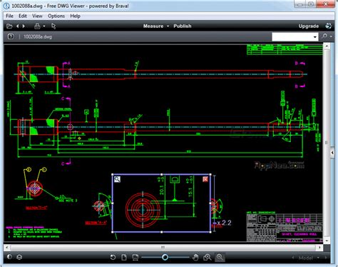 Free DWG Viewer – Standalone AutoCAD DWG/DWF/DXF files
