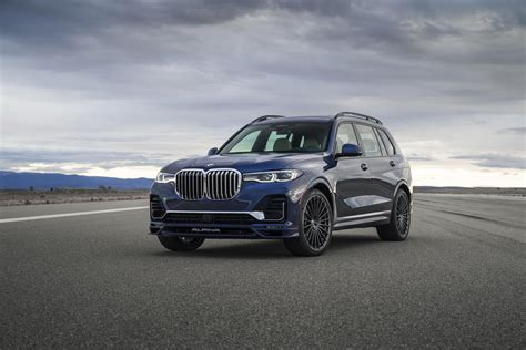 2021 BMW Alpina XB7 Is No X7 M Competition, But It's Close