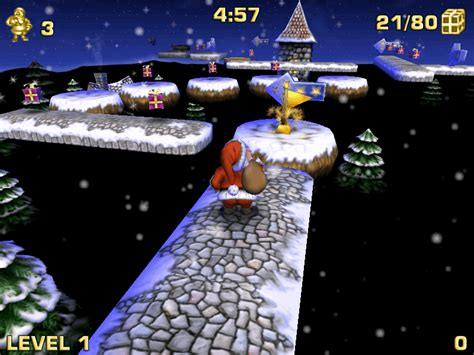 Download Santa Claus in Trouble (Windows) - My Abandonware