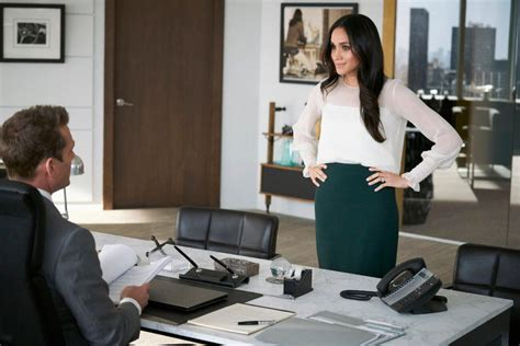 Meghan Markle Not Expected to Return for Suits' Final
