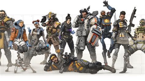 Best Apex Legends Characters: Tiered Legend Rankings   Dot