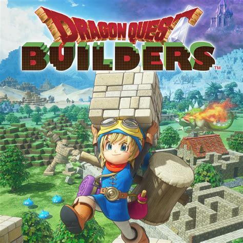 Dragon Quest Builders (2016) PlayStation 4 credits - MobyGames