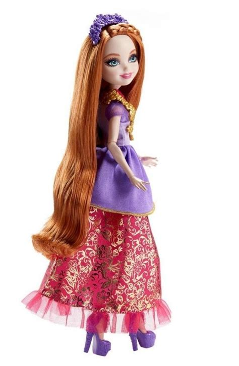 """Ever After High Holly O'Hair Doll 6+ Mattel 11"""" Daughter"""