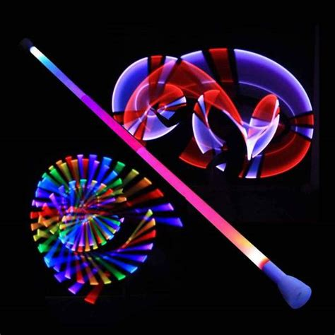 Concentrate LED Light Painting Photography Stick - Pixel