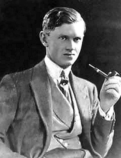 Brideshead author Evelyn Waugh 'and his three homosexual