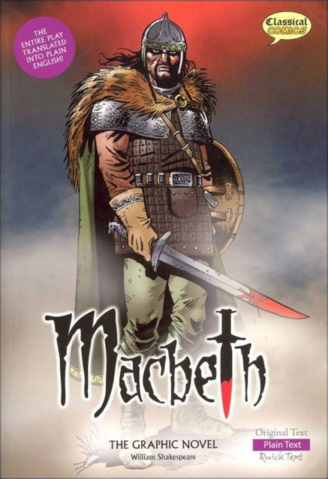 Macbeth: The Graphic Novel #0 (Issue)