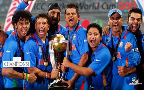 HD Team India 2011 World Cup Wallpaper | Download Free - 12531