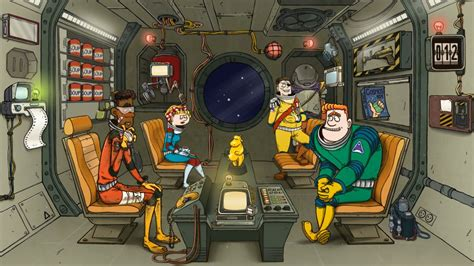 60 Parsecs! is a space-age survival game from the maker of