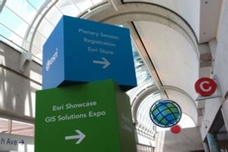GIS Users enthusiastically shared their experiences in