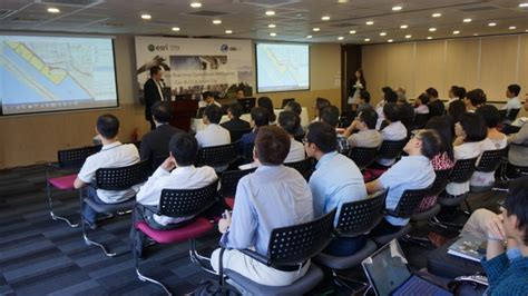 Attendees listened to the expert advices on building Smart