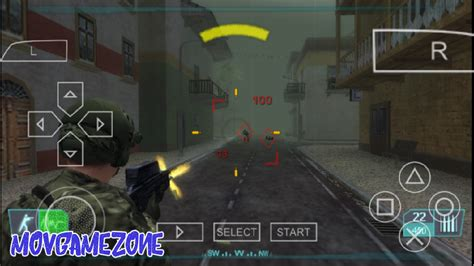 Tom Clancy's Ghost Recon Advanced Warfighter 2 PSP ISO