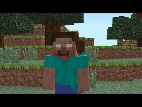 minecraft - What is (or rather, was) Herobrine? - Arqade