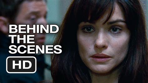 The Bourne Legacy Blu-Ray Behind The Scenes - Marta and