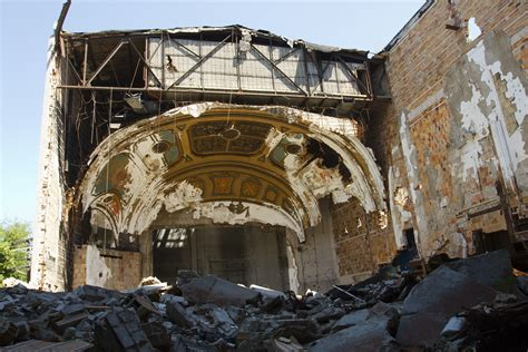 25 photos chronicling the demise of the Eastown Theatre in