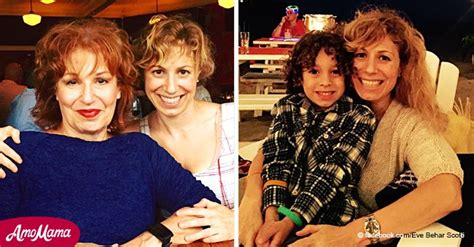 Joy Behar not only has a look-alike daughter - her 7-year