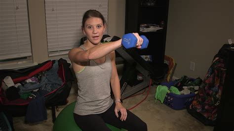 Post-Pregnancy Workouts with Danielle Busby   TLCme   TLC