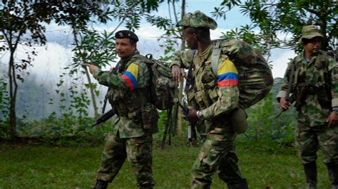 A Deadly Peace in Colombia as FARC Disarms - Video