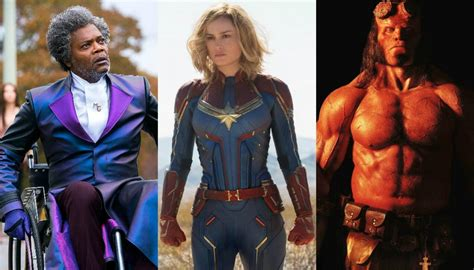 2019 has more superhero movies coming out than any year