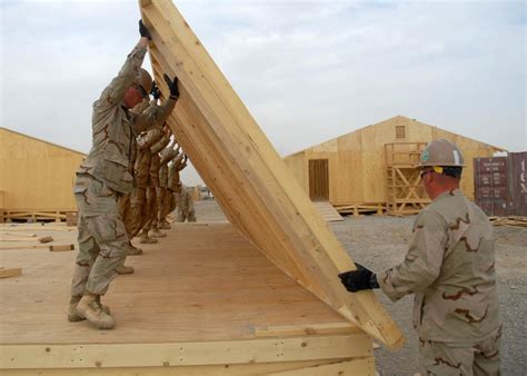 DVIDS - Images - NMCB-74 Builds Super SWA-Huts [Image 6 of 7]