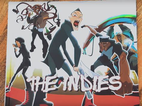 """""""The Indies"""" Is Hip Hop's Next Big Animated Series 