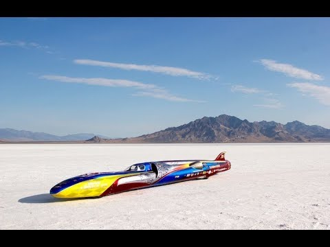 Here's how Team Vesco just drove a record-setting 483 mph