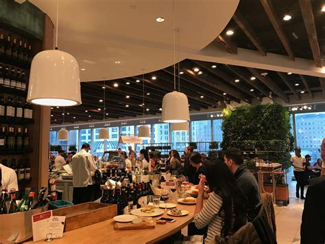 Food Market Eataly am One World Trade Center inkl