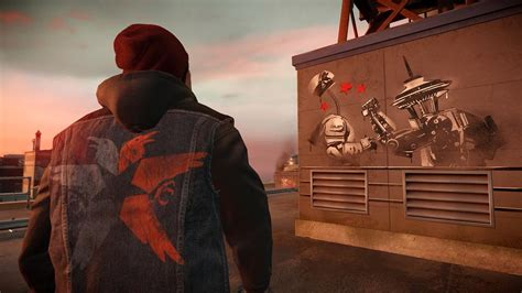 inFamous: Second Son - Go Fetch, Neon & Light Speed power