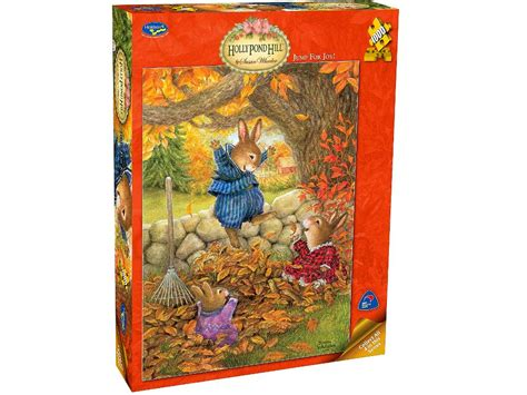 Jigsaw Puzzle - Jump for Joy 1000 PC at PUZZLE PALACE