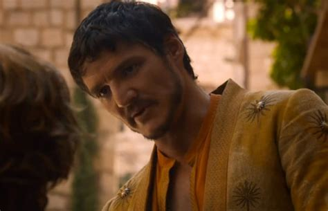 """Interview: """"Game of Thrones"""" Star Pedro Pascal Talks"""