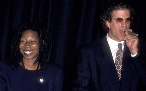 Whoopi Goldberg, a blackface Ted Danson, and the most