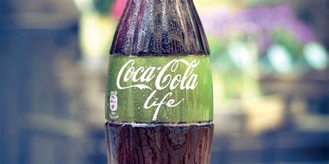 Coca-Cola Agrees To Traffic-Light Nutritional Labels To