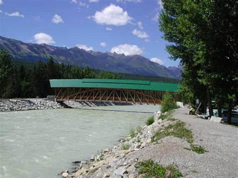 Golden, BC, National Parks of Canada, Kicking Horse