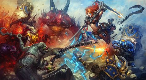 MIX: Heroes of the Storm - Free Hero Rotation  October 20-27