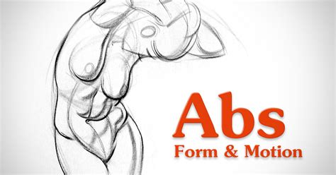 How to Draw Abs - Form & Motion | Proko