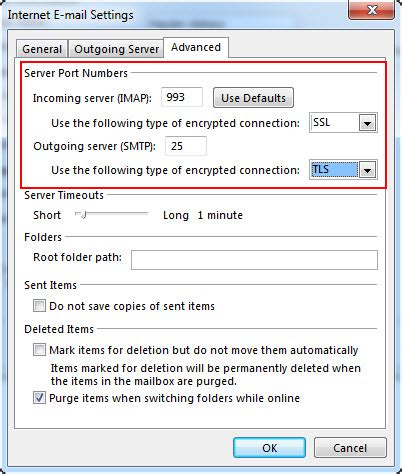 How To Set Up Gmail In Outlook 2013