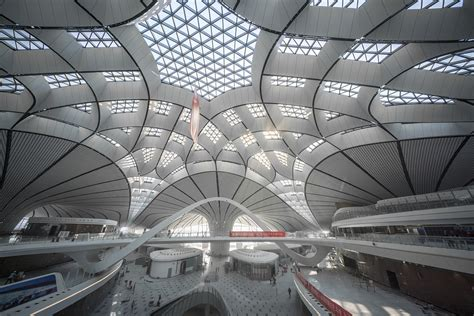New Beijing airport to embrace smart technologies #