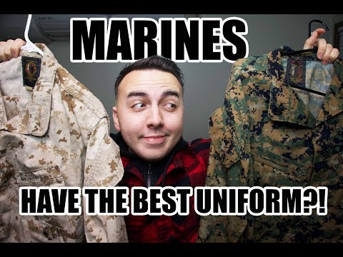 Board Asks Marines' Opinions about Uniform Issues