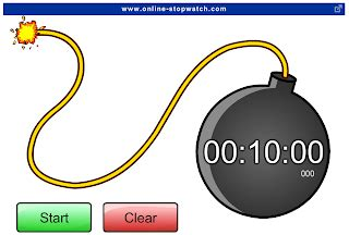 Technology Tailgate: Online Classroom Stopwatches and