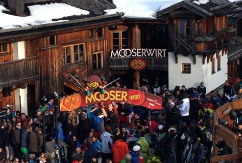 The Best Of Ski And Après-Ski In The Austrian Alps