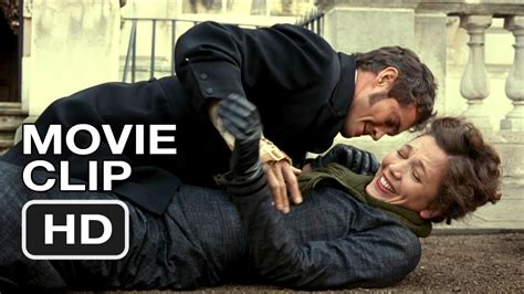 Hysteria Movie CLIP #4 - Bicycle Accident (2012) Maggie