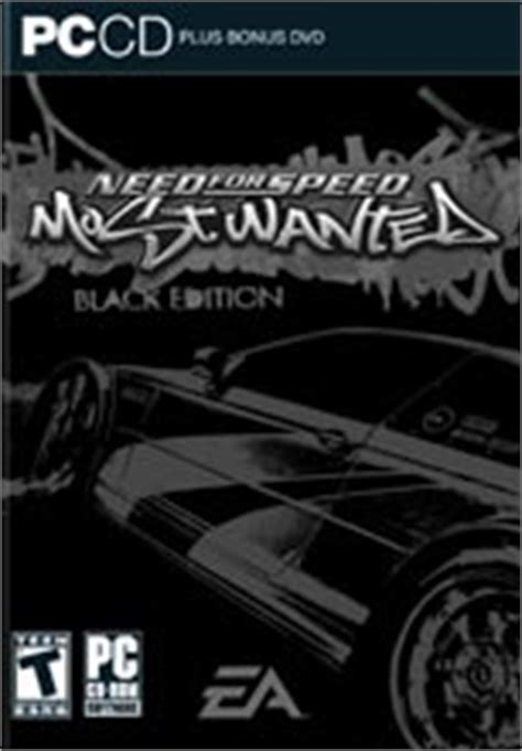 Need for Speed: Most Wanted Black Edition Cheats & Codes