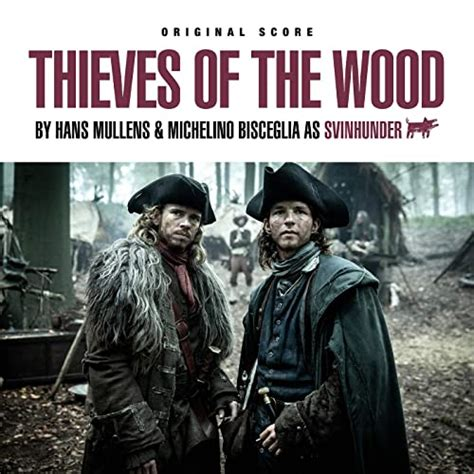 Soundtrack Album for Netflix's 'Thieves of the Wood
