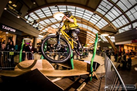 Downmall Tour 2018 Round 1 - Ulm, Germany - Pinkbike