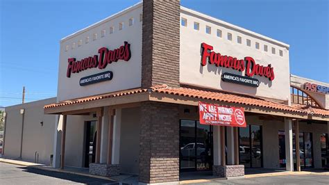 Famous Dave's could become a fast-casual chain