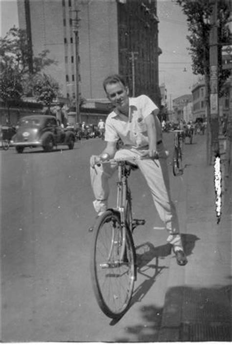 Shanghai, China - photos from 1940 - photos donated to the